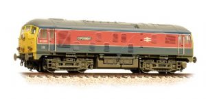 "Graham Farish 372-980 Research Department Class 24, No.97.201 ""Experiment"", Weathered"